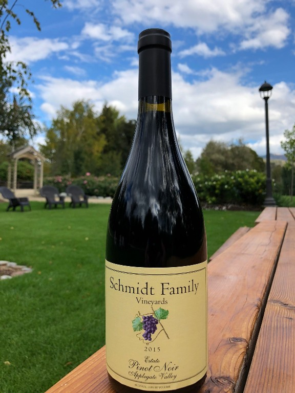 2015 Estate Pinot Noir